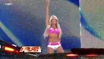 720pHD WWE RAW 05_02_11 Maryse vs Kelly Kelly ( Kharma Attack Maryse )