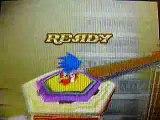 Sonic Rush Adventure - Pirates' Island 1 Sonic 1:25:72
