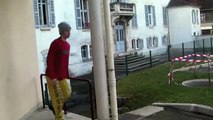 25/12/2011 training parkour and freeruning isithis
