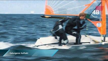 Kieler Woche TV News  Samstag in 60 Sekunden