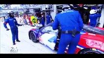 Le Mans 24 Saat: Bir takım oyunu...