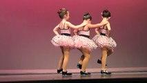 Une performance qui va vous ravir...Ces fillettes sont trop chou !