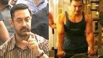 Aamir Khan Body Building Tips, Diet Plan and Workout - DANGAL
