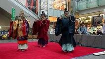 平成23年度 - 雅音楽祭 - 朝日舞(あさひまい)