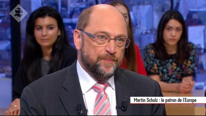 Martin Schulz - Le Supplément du 19/06 - CANAL+
