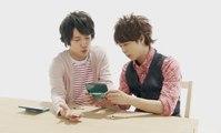 Sakurai & Nino - Nintendo 3DS CM