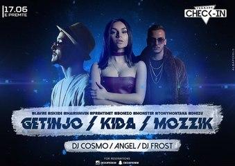 Getinjo ft. Mozzik & Kida - Check IN - TERRACE