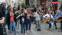 Landerneau. Fête de la musique : Berges en fête et J-Day en bel accord
