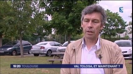 FR3  19/20 Toulouse 15/06/2016 : annulation du permis par la cour d'appel de Bordeaux