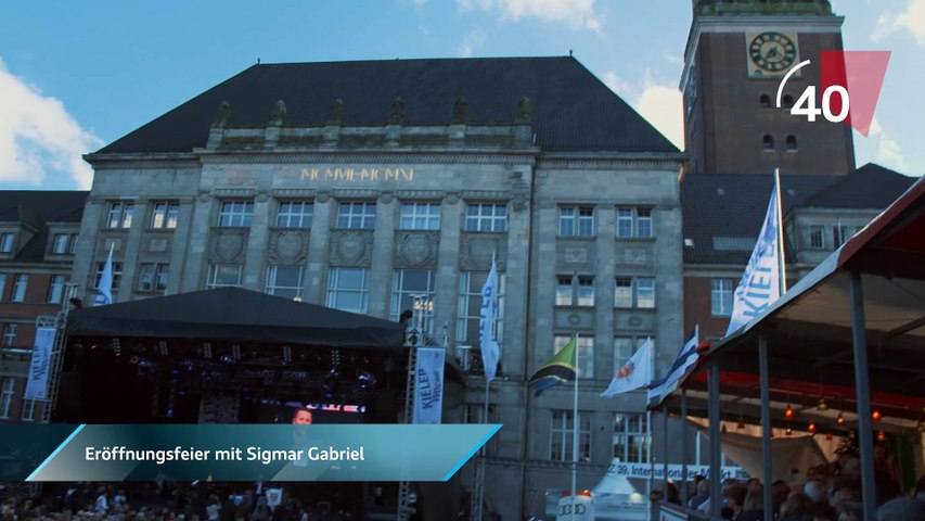 Kieler Woche TV News | Sonntag in 60 Sekunden