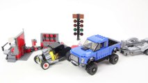 Lego Speed Champions 75875 Ford F-150 Raptor & Ford Model A Hot Rod - Lego Speed build