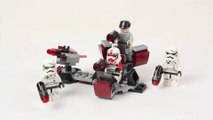 Lego Star Wars 75134 Galactic Empire Battle Pack - Lego Speed Build