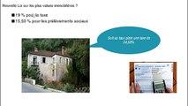 Plus values immobilières