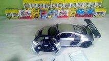 Uzaktan Kumandalı Araba Audi R8 & LMS Model Araçlar Serisi RC Audi R8 LMS Car
