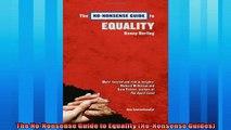 Popular book  The NoNonsense Guide to Equality NoNonsense Guides