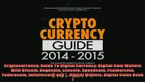 For you  Cryptocurrency Guide To Digital Currency Digital Coin Wallets With Bitcoin Dogecoin