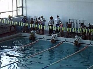 Першість області з плавання ДЮСШ №10 день 1 Эстафета