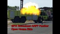 Rosenbauer 2016 ARFF Panther Ride