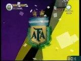 Banfield 1 - Huracán 0 - Fecha 17 (Torneo Clausura 2010)