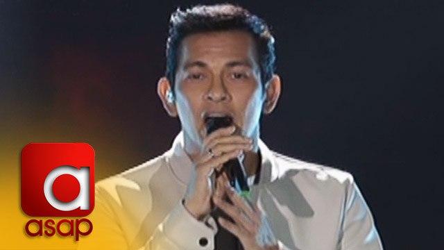 ASAP: Gary V sings 'Wag Ka Nang Umiyak'
