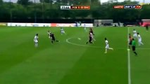 Luis Suarez First Goal Barcelona- Barcelona  B vs Indonesia U 19 (24/09/2014)