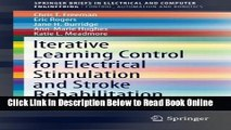 Download Iterative Learning Control for Electrical Stimulation and Stroke Rehabilitation