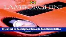 Download Lamborghini: Supercars from Sant Agata (Haynes Classic Makes)  PDF Free