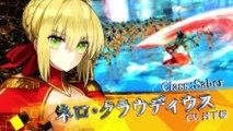 PS4 PS Vita『Fate EXTELLA』プロモーション映像E1弾