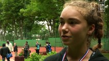 Championnats de France 2016, 13 ans : Julie Bousseau, renversante