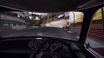 Race 26: Austin Mini Cooper S @ Riviera Monument Loop (8 laps @ Dusk)