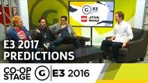 E3 2017 Predictions - E3 2016 GS Co-op Stage