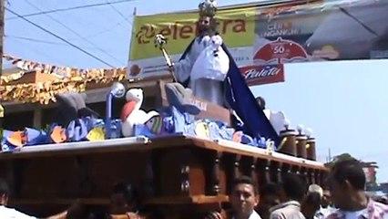 SAN JOSE TV CANAL 26, REZADO, PUERTO SAN JOSE, ESCUINTLA