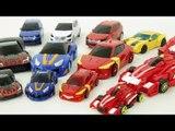 Transformers Carbot Turning Mecard Robot Transformation Car Toys 터닝메카드 주니어 에반 타나토스 슈마 피닉스 자동차 로봇 장난감