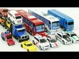 Transformers Carbot Police Rescue MiniCars Transformation Robot Car Toys 카봇 트랜스포머 경찰차 소방차  장난감 로봇 변신