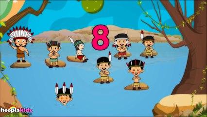 Ten Little Indians - Dez Indiozinhos