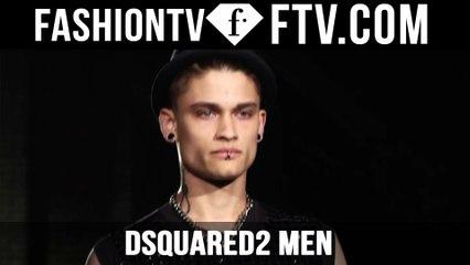 Milan Men Fashion Week Spring/Summer 2017 - DSQUARED2   FTV.com