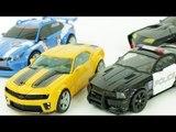 Transformers Carbot Tobot Bumblebee Barricade  Robot Car Toys 카봇 또봇 트랜스포머 범블비 바이케이드 자동차 장난감 로봇 변신