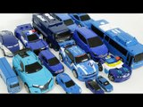 Blue Color Carbot Tobot Transformers Robot Transformation Car Toys 파란색 헬로카봇 또봇 트랜스포머 자동차 장난감 변신 동영상