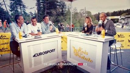 Spot Eurosport - diffusion télé des championnats de France route 2016 - Vesoul