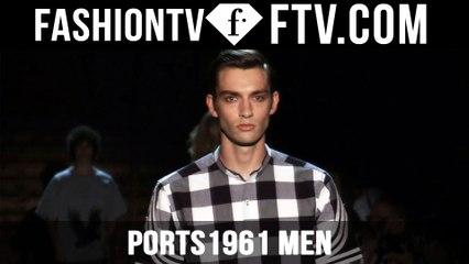 Milan Men Fashion Week Spring/Summer 2017 - Ports 1961   FTV.com