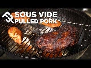 [Flour Wars] Sous Vide BBQ Pulled Pork