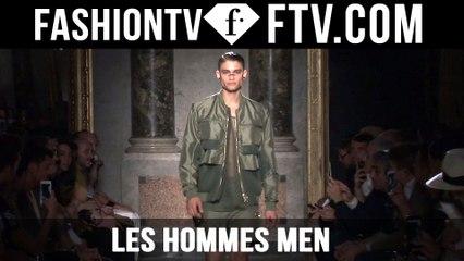 Milan Men Fashion Week Spring/Summer 2017 - Les Hommes   FTV.com