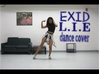 EXID (이엑스아이디) L.I.E (엘라이) - dance cover