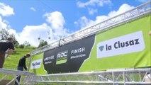 La Clusaz : Les préparatifs pour le Roc des Alpes 2016