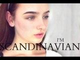 Scandinavian Makeup Tutorial