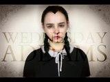 Wednesday Addams Makeup Tutorial [Halloween 2015]