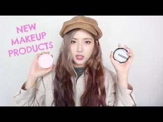 새로운 메이크업 제품 소개! NEW MAKEUP PRODUCTS
