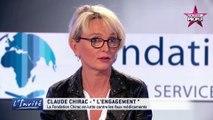 Jacques Chirac malade ? Sa fille Claude Chirac évoque son état de santé (vidéo)