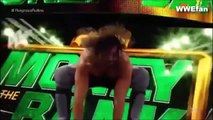 WWE Money in the Bank 2016 - Seth Rollins vs Roman reigns match Highlights