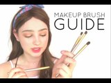 How To: MAKEUP BRUSH GUIDE [Goat Hair Makeup Brush Review]